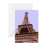 Eiffel No.1 Greeting Cards (Pk of 10)