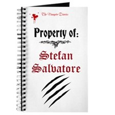 Stefan Salvatore Custom Journal
