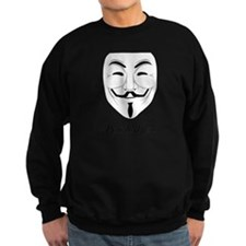 V for Vendetta Sweatshirt