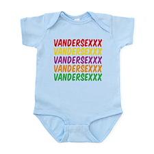 VANDERSEXXX, Euro Trip, Funny Sex Gift Infant Body