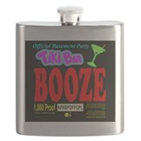 AFKB Tiki Bar Booze Flask