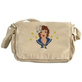Cute Jerry Messenger Bag