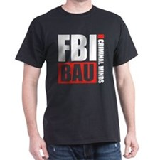 FBI BAU Criminal Minds T-Shirt