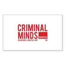 Criminal Minds Decal