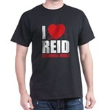 I Love Reid - Criminal Minds T-Shirt