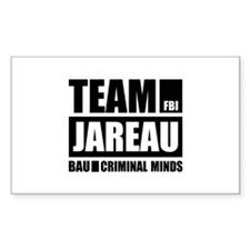 Team Jareau Decal