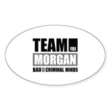 Team Morgan Decal