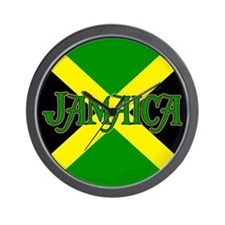 Jamaica Wall Clock