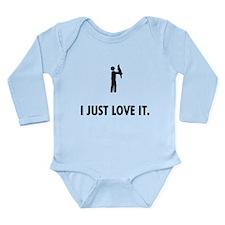 Cockatiel Lover Long Sleeve Infant Bodysuit