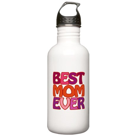 BEST MOM EVER Stainless Water Bottle 1.0L