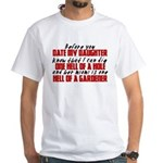 Dig the Hole - Daughter Dating White T-Shirt