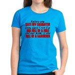 Dig the Hole - Daughter Dating Women's Dark T-Shir