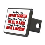 Dig the Hole - Daughter Dating Rectangular Hitch C