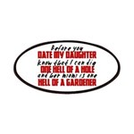 Dig the Hole - Daughter Dating Patches