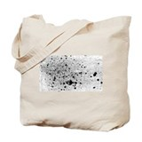Happy Birthday Jackson Pollock Tote Bag