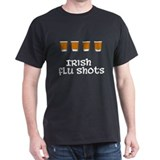 Irish Flu Shots Tee-Shirt