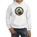 Orange Ranger Reserve Hooded Sweatshirt