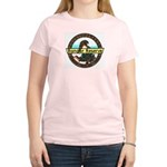 Orange Ranger Reserve Women's Pink T-Shirt