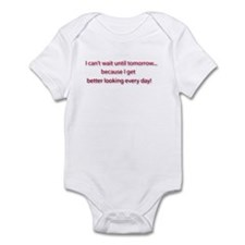 Funny Attitude Infant Bodysuit