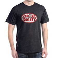 Dig It Red T-Shirt