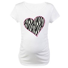 Zebra Heart Shirt
