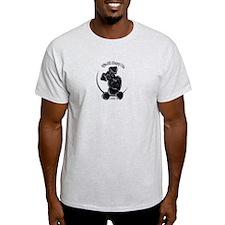 Black Schnauzer IAAM Logo T-Shirt