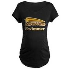 Awesome Swimmer gift T-Shirt