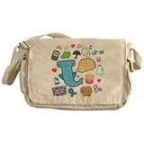 Cute Messenger Bag