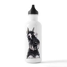 Bk Silver Schanzuer Head Up Sports Water Bottle