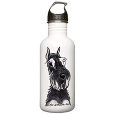 Bk Silver Schanzuer Head Up Water Bottle