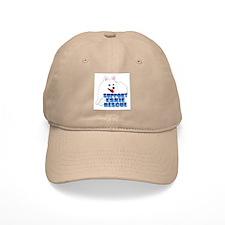 Support Eskie Rescue Baseball Cap