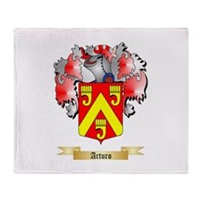 Arturo Throw Blanket