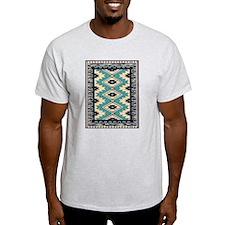 Native Chieftain Pattern T-Shirt