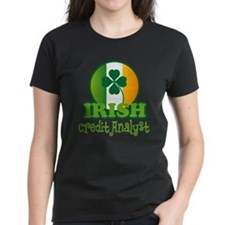 Irish Credit Analyst St Patricks Tee
