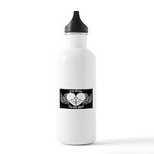 Till death do us part Water Bottle