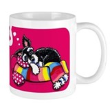 Happy Schnauzer Dreams Mug