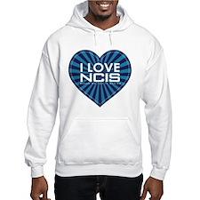I Love NCIS Jumper Hoody