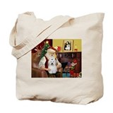 Santa's Bolognese Tote Bag