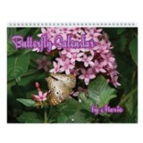 Butterfly Wall Calendar