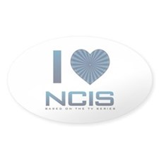 I Heart NCIS Decal