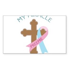 My Miracle Decal