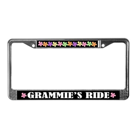 Grammie License Plate Frame