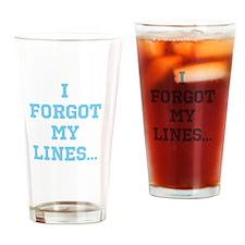 Forgot Drinking Glass