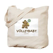 Volleybaby Tote Bag