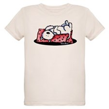 Lazy Day Westie T-Shirt
