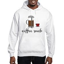 Coffee Snob Jumper Hoody