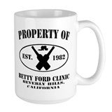 Property of Betty Ford Clinic Coffee Mug