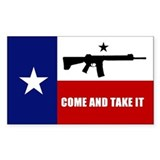 Come and Take It Bumper Stickers
