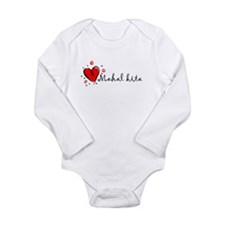 """I Love You"" [Tagalog] Body Suit"