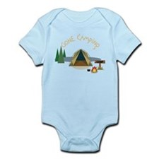 Gone Camping Infant Bodysuit